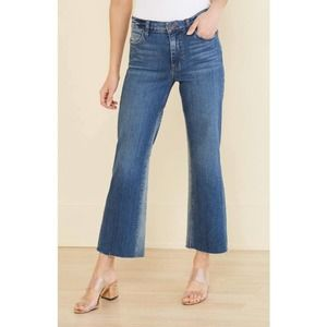 KUT from the Kloth Kelsey High Rise Jean Size 2